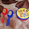 Отдается в дар Детские музыкальные игрушки