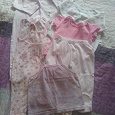 Отдается в дар Детская одежда 68 р