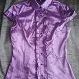 Отдается в дар Рубашка 44-46 размер
