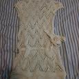 Отдается в дар Платье вязаное