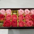 Отдается в дар Мыльные розы