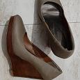 Отдается в дар Модные туфли р.38