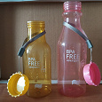 Отдается в дар Пластиковые бутылки