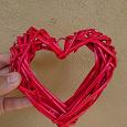 Отдается в дар Декор сердечки