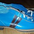 Отдается в дар Советские лыжные ботинки 40 размер. Кожа