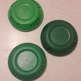 Отдается в дар Круглые зелёные коробочки