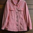 Отдается в дар Джинсовая куртка женская 50-52 размер