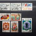 Отдается в дар Марки СССР 1984-1985 г.