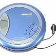 Отдается в дар «Винтажный» переносной CD-player Panasonic SL-SX330 — типа Sony/Walkman тех же лет, только от «anti-Sony» — Panasonic-a. Рабочий. Блок/пит — аутентик.