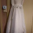 Отдается в дар Свадебное платье 40-42