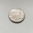 Отдается в дар Монета Квотер США Arizona