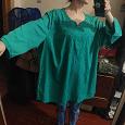 Отдается в дар Кофточка-блузка, большой размер