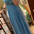 Отдается в дар Платье батистовое нарядное (46-48-50)
