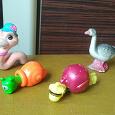 Отдается в дар Мелкие игрушки, колокольчики- 2