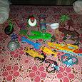 Отдается в дар Разные игрушки-солянка