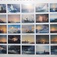 Отдается в дар Картины Айвазовского — календарь