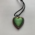 Отдается в дар медальон кулон сердце