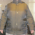 Отдается в дар куртка осенне-зимняя женская 48-50 размер