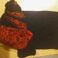 Отдается в дар шапочка и шарфик