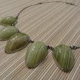 Отдается в дар Ожерелье натуральный камень
