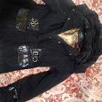 Отдается в дар Куртка черная женская