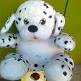 Отдается в дар Мягкая игрушка собака около 50 см