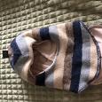 Отдается в дар Зимняя шапка – шлем для малыша