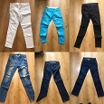 Отдается в дар джинсы и брюки размер М