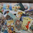 Отдается в дар 60 чистых открыток для посткроссинга