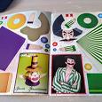 Отдается в дар Альбом-самоделка «Клоуны»