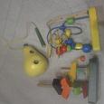 Отдается в дар развивающие игрушки малышу