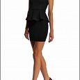 Отдается в дар Маленькое черное платье 42 размер