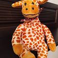 Отдается в дар Мягкая игрушка «Жираф»