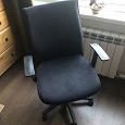 Отдается в дар Офисное кресло, компьютерный стул