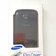 Отдается в дар Samsung Galaxy S III mini Flip cover (задняя крышка)