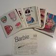 Отдается в дар Карточки Барби.