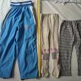 Отдается в дар Детская одежда б/у: спортивные штаны, колготы, брюки