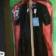 Отдается в дар Платье чёрное 42 размер