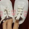 Отдается в дар Пинетки кроссовки 18 размер