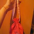 Отдается в дар мешочек косметичка сумочка девочке от локситан