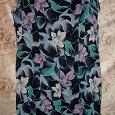 Отдается в дар Летнее платье Передар. И платье-комбинация.