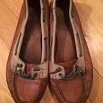 Отдается в дар Туфли женские 39 размер, кожаные