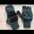 Отдается в дар Варежки перчатки thinsulate