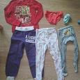 Отдается в дар Пакет одежды для девочки 4-5 лет