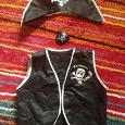 Отдается в дар Детский костюм пирата