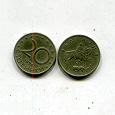 Отдается в дар В коллекцию — Болгария 20 стотинок 1999