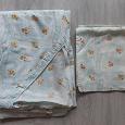 Отдается в дар Комплект детского постельного белья СССР