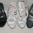 Отдается в дар Обувь на высоком каблуке 36-37
