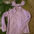 Отдается в дар Рубашка на рост 140-146 см