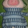 Отдается в дар Игрушка Свинка